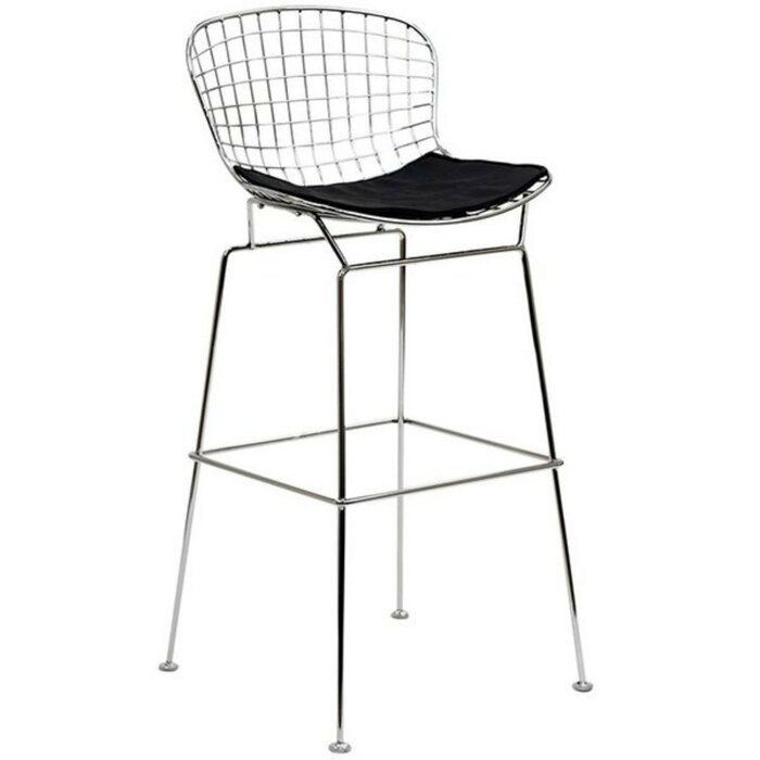 Sensational Ballance Wire Bar Stool Creativecarmelina Interior Chair Design Creativecarmelinacom