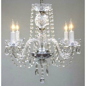 Linkwood 4 - Light Candle Style Classic / Traditional Chandelier by Astoria Grand Astoria Grand