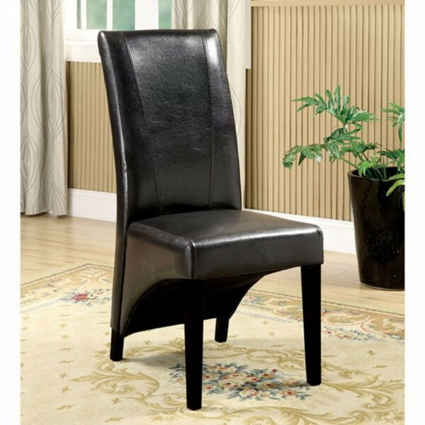 Galligan Upholstered Dining Chair (Set Of 2) By Latitude Run