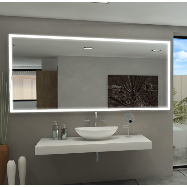 Kristian Illuminated Bathroom/Vanity Wall Mirror