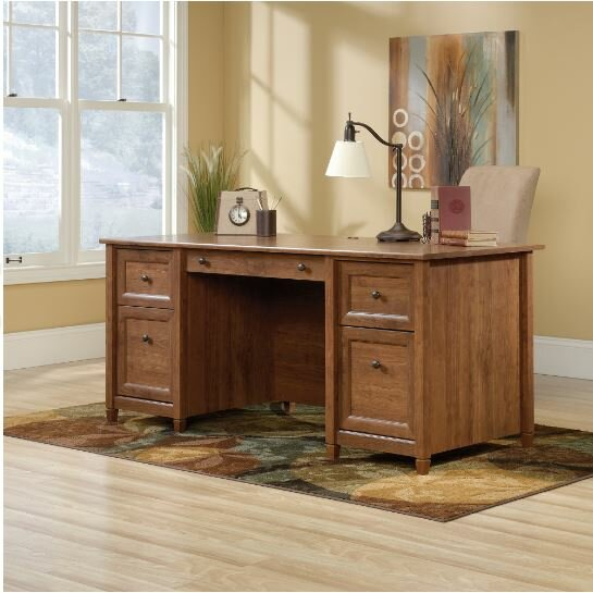 Lamantia Executive Desk by Three Posts