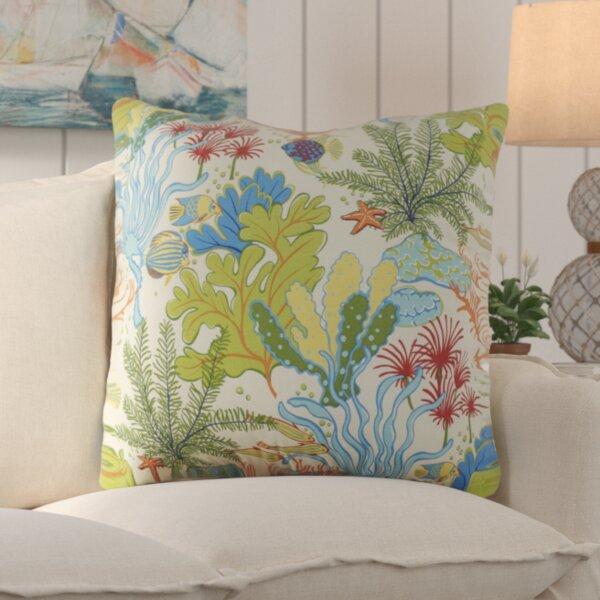 Evadne Indoor/Outdoor Floor Pillow by Bayou Breeze