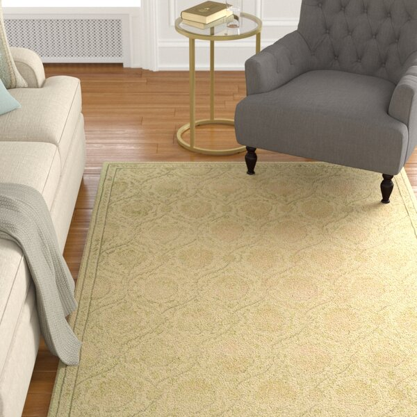 Fraserburgh Gravel Rug by Darby Home Co