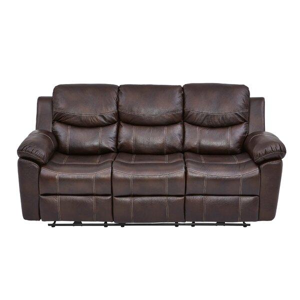 Broomfield Reclining Sofa by Winston Porter