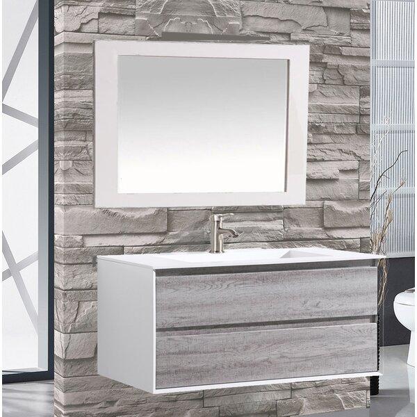 Pedersen 48 Single Sink Bathroom Vanity by Orren Ellis