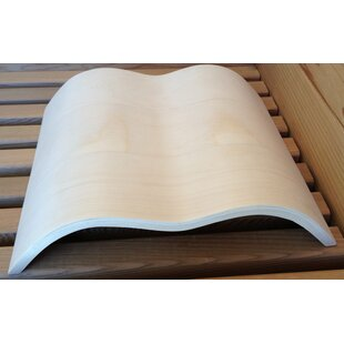 Contoured Pillow Headrest by Premium Saunas