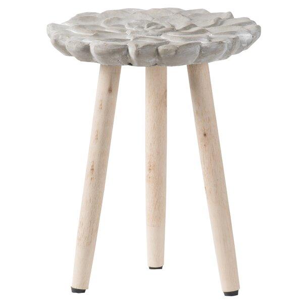 Bethea 3 Legs End Table By Ophelia & Co.