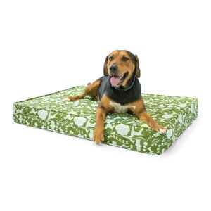 Gel Memory Foam Orthopedic Dog Bed with Waterproof Encasement