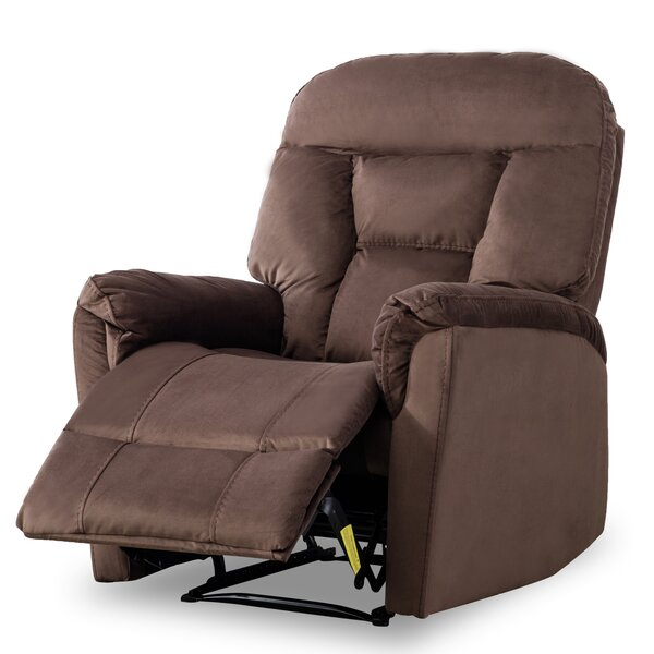 Gaikwad Modern Durable Frame Manual Recliner by Ebern Designs