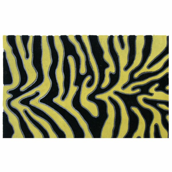 Wild Decorative Front Door Mat Outdoor Rubber Home Doormat by Rubber-Cal, Inc.