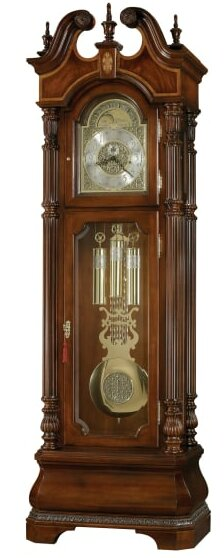Eisenhower 92.25 Grandfather Clock by Howard Miller®