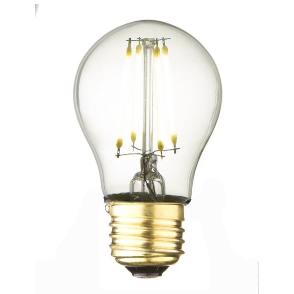 50W Equivalent E26 LED Standard Edison Light Bulb by String Light Company