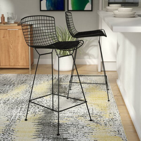 Maen 26.5 Bar Stool by Comm Office