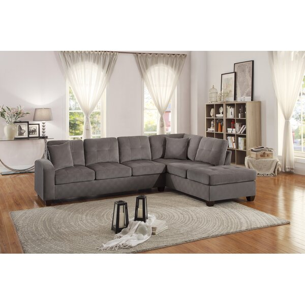 Pham Reversible Sectional by Zipcode Design
