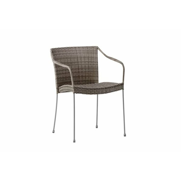 Avantgarde Pluto Stacking Patio Dining Chair by Sika Design