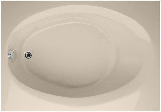 Designer Ovation 60 x 42 Soaking Bathtub by Hydro Systems