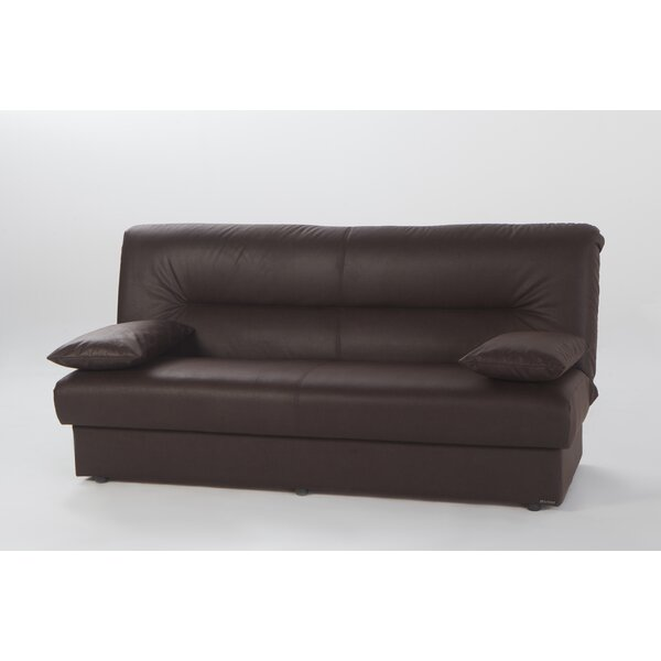 Manhasset 3 Seat Sleeper Sofa by Ebern Designs