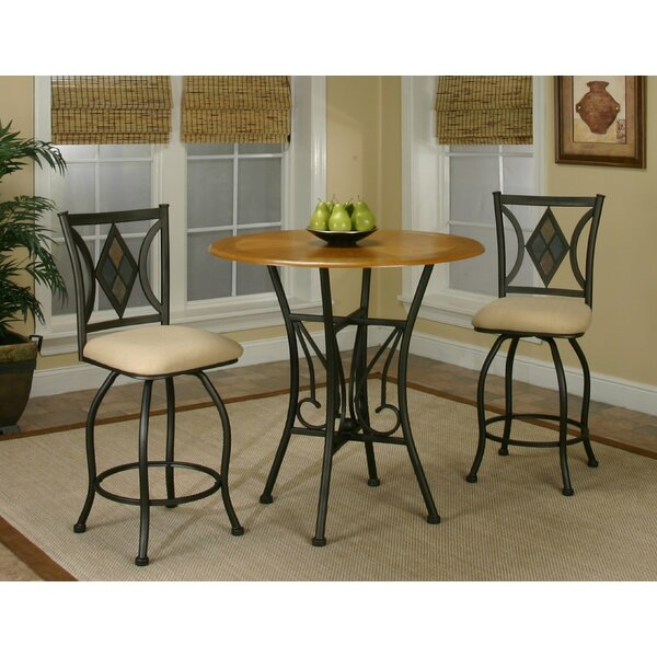 McArthur 3 Piece Pub Table Set by Red Barrel Studio