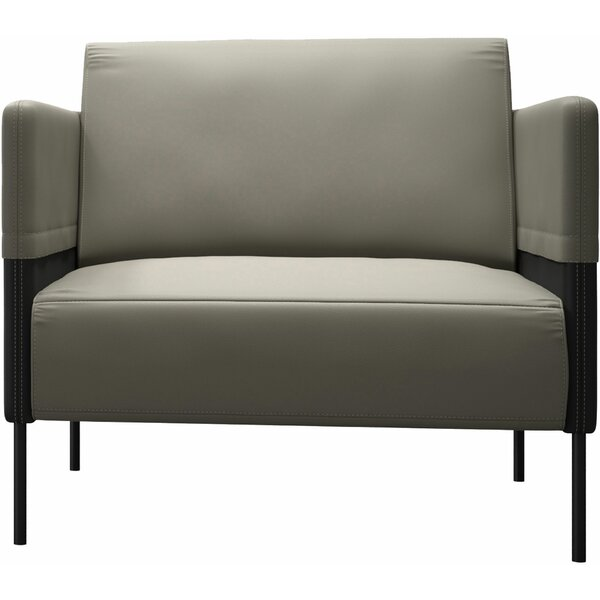 Allen Armchair by Modloft Black