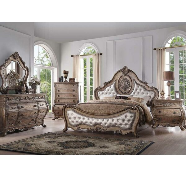 Welling Panel Configurable Bedroom Set by Astoria Grand