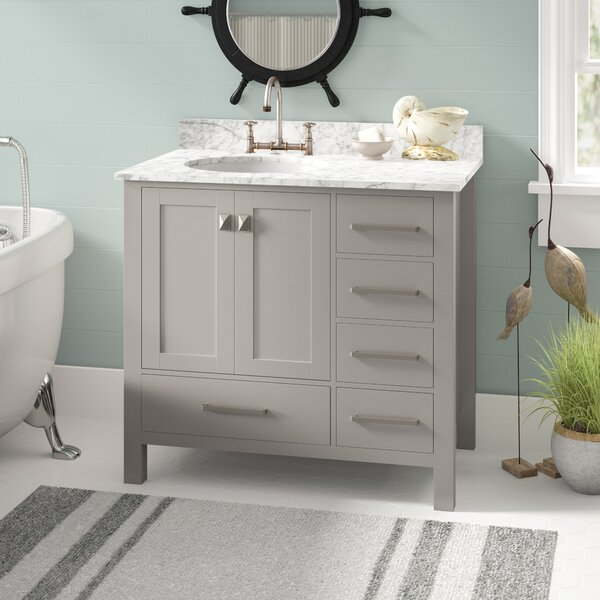Complete Bathroom Vanity Set Wayfair