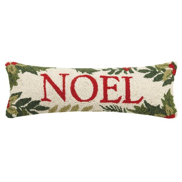 Coley Noel Hook Lumbar Pillow by The Holiday Aisle