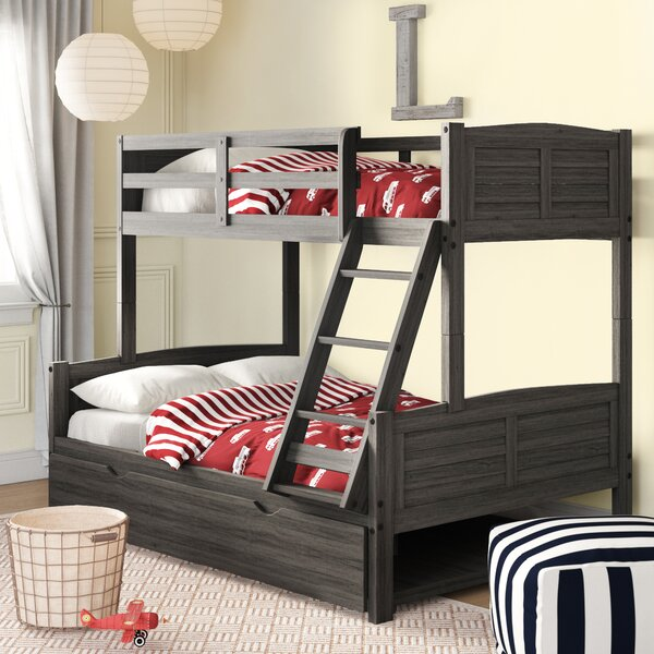 Bladon Twin Over Full Bunk Bed With Twin Trundle By Birch Lane™ Heritage by Birch Lane™ Heritage Best #1