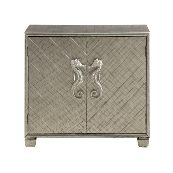 Leola 2 Door Accent Cabinet by Highland Dunes