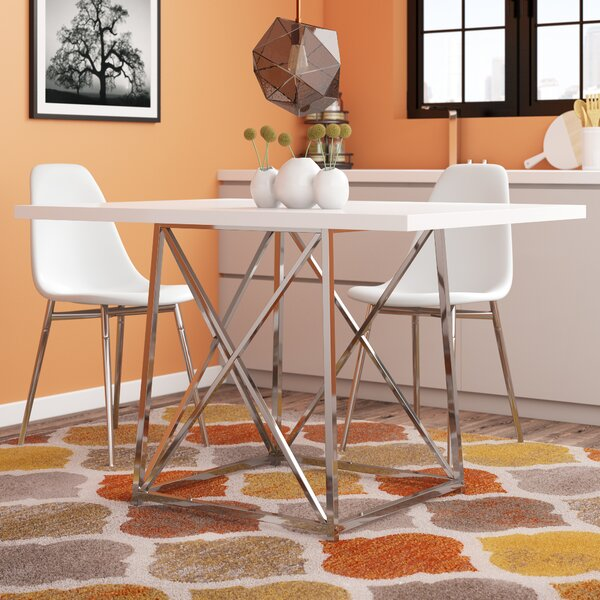 Careen Dining Table by Orren Ellis