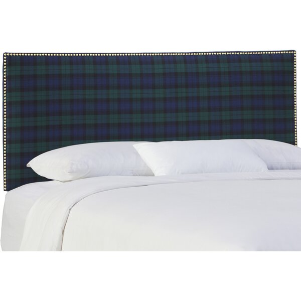 Aberdeen Upholstered Headboard by Skyline Furniture