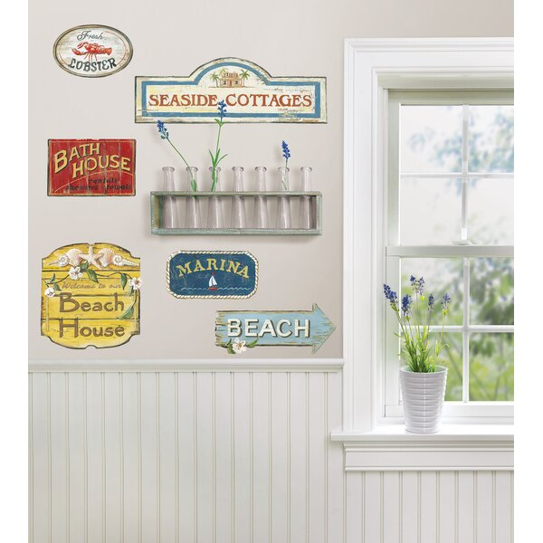 Beach Wall Decal by WallPops!