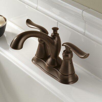 Faucet Drain Seal Bronze photo