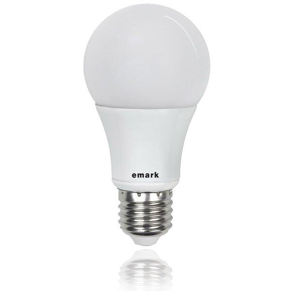 40W Equivalent E26 Medium LED Standard Light Bulb by emark