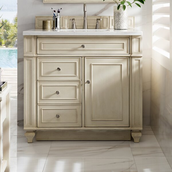 Lambrecht 36 Single Bathroom Vanity by Alcott Hill