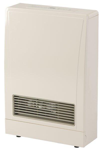 C Series Direct Vent 11,000 BTU Natural Gas Fan Wall Insert Heater by Rinnai