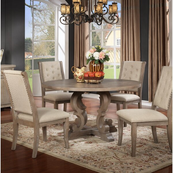 Isabelle 5 Piece Dining Set by Ophelia & Co.