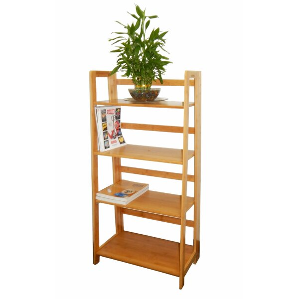 Home Multi-Functional Standard Bookcase by Timber Valley