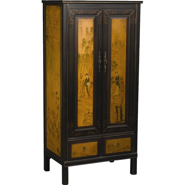Armitage Armoire by Bloomsbury Market