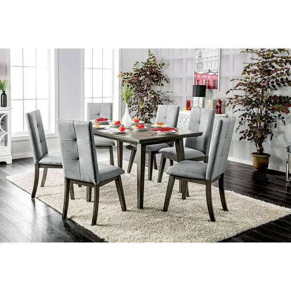 Reynolds Dining Table by Gracie Oaks