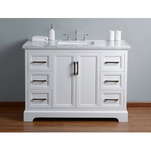Shop For Ravenworth 48 Single Bathroom Vanity Set ByBeachcrest Home