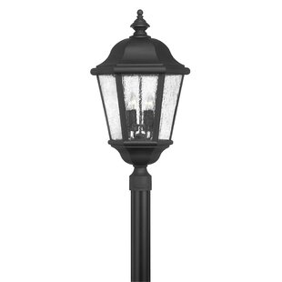 Christiane 4-Light 27.8 Post Light By Darby Home Co Outdoor Lighting