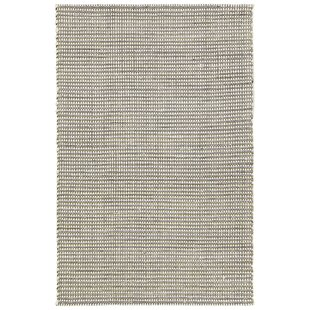Find for Werner Hand-Woven Green/Black Area Rug By Gracie Oaks