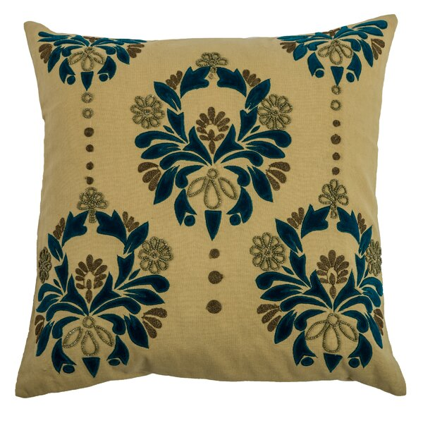 Charyanna  Cotton Throw Pillow by Wildon Home ®