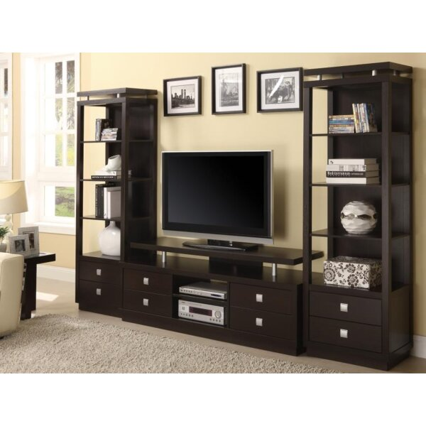 Woolard Entertainment Center by Latitude Run