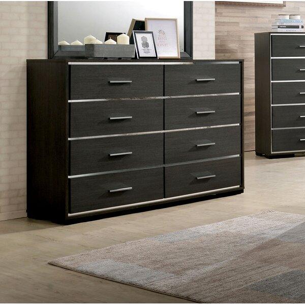 Addyson 8 Drawer Double Dresser by Orren Ellis