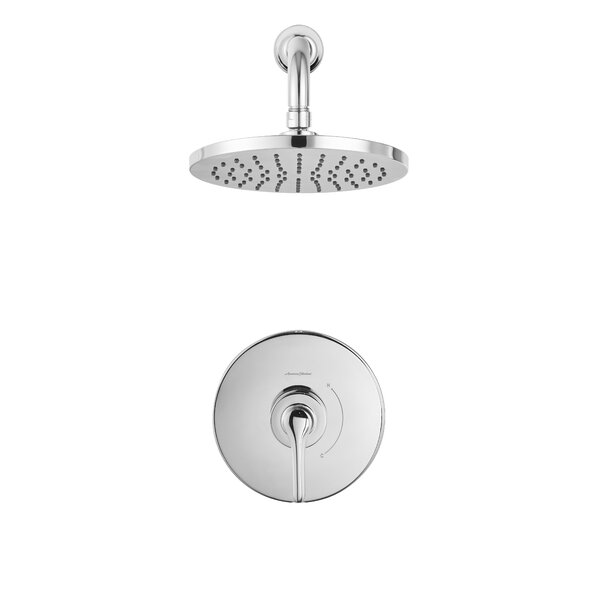 Studio Water Saving Diverter Shower Faucet with Valve by American Standard