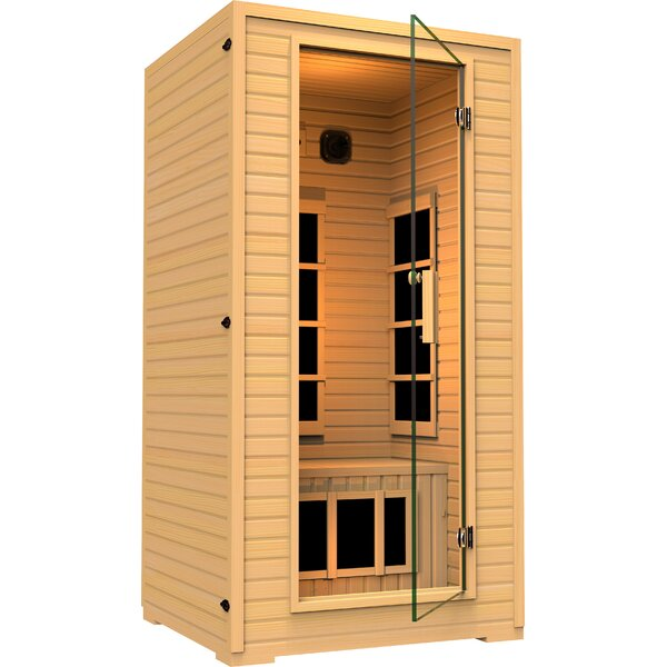 Vivo 2 Person FAR Infrared Sauna by JNH Lifestyles