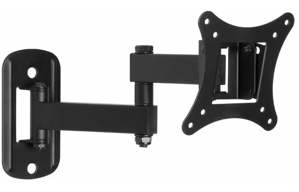 Full Motion Arm/Tilt Wall Mount for 10 - 25 Flat Panel Screens by Swift Mounts