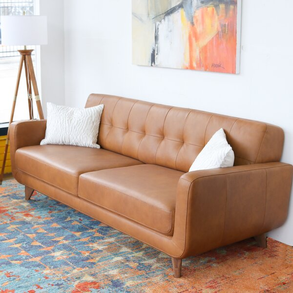 Online Shopping Geri Leather Sofa by Corrigan Studio by Corrigan Studio