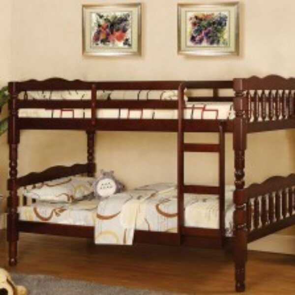 Alresford Twin over Twin Bunk Bed by Harriet Bee